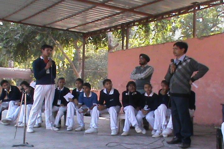 Army Public School-Debate