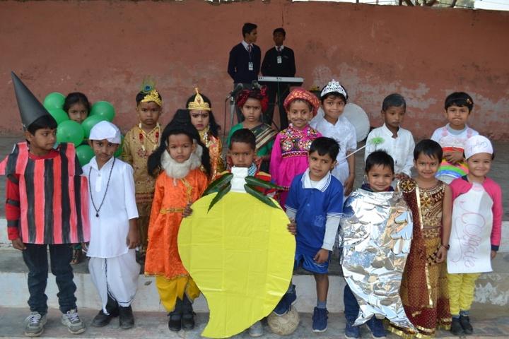 Army Public School-Fancy dress competition