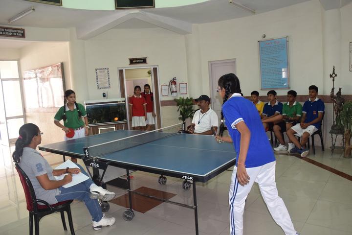 Army Public School-Indoor Games