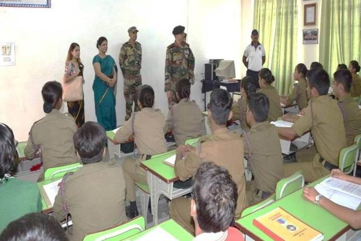 Army Public School-Scoutt And Guide