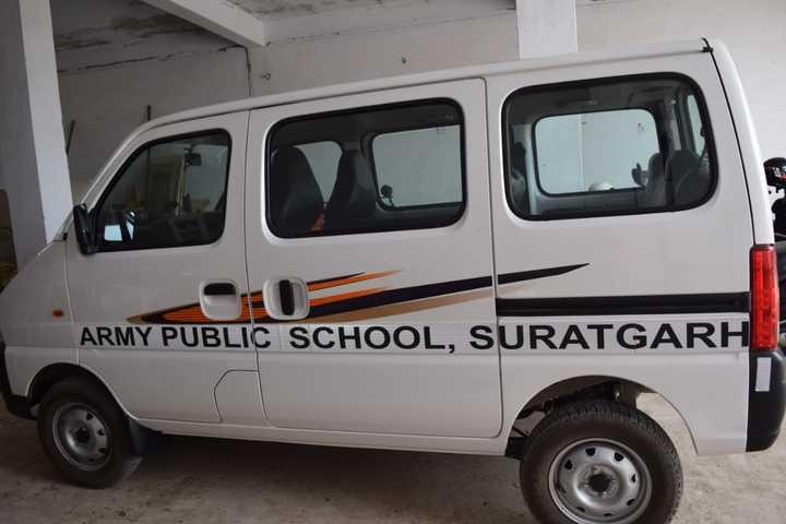 Army Public School-Transportaion