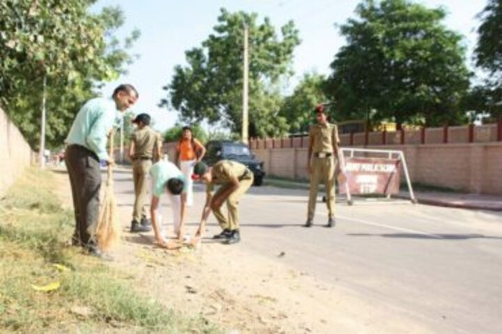 Army Public School-Activity