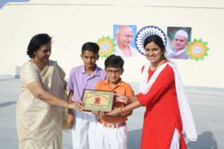 Army Public School-Annual Prize Distribution