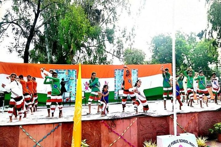 Army Public School-Celebrations
