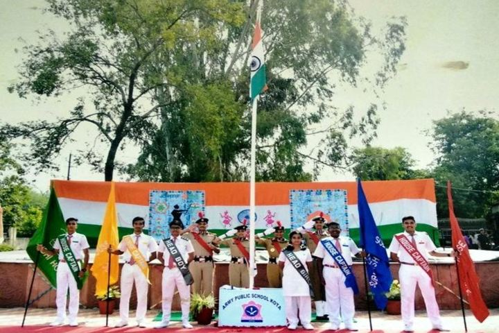 Army Public School-Events republic day
