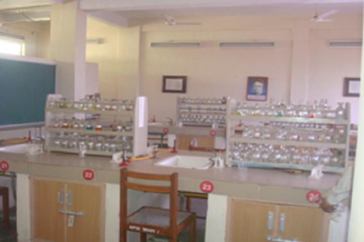 Army Public School-Chemistry Laboratory