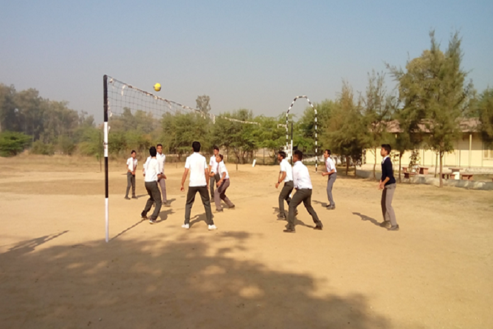 Army Public School-Sports vollyball