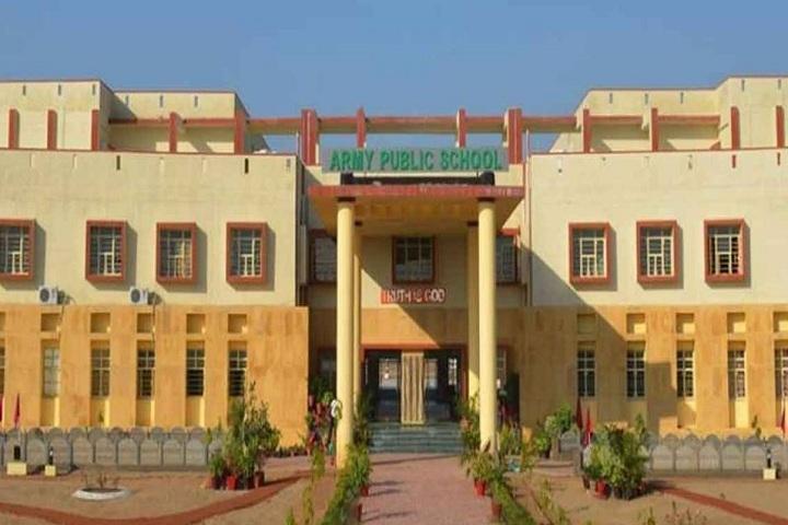 Army Public School-Campus View
