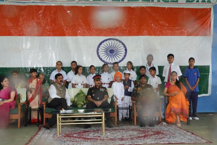 Army Public School-Events Independence Day Celebrations
