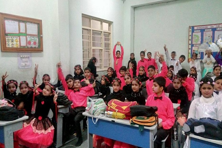 Army Public School-Classroom view
