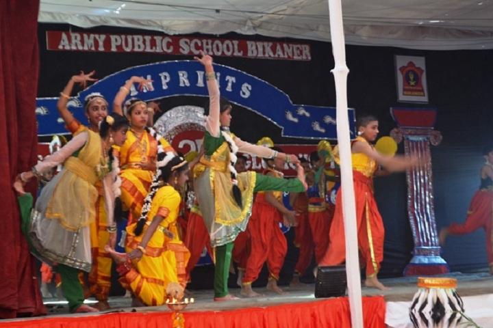 Army Public School-Events