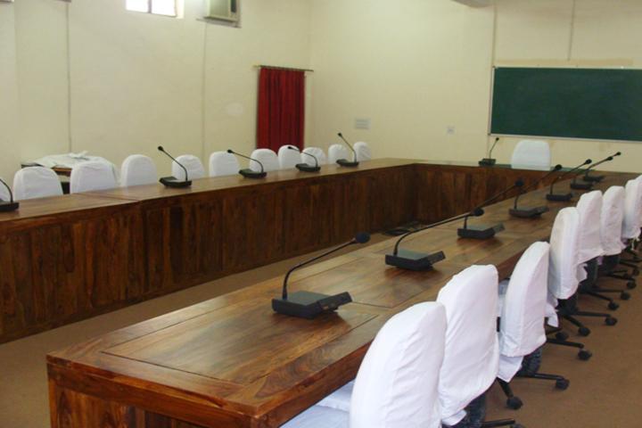 Army Public School - AV Room