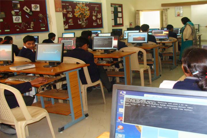 Army Public School - Computer Lab
