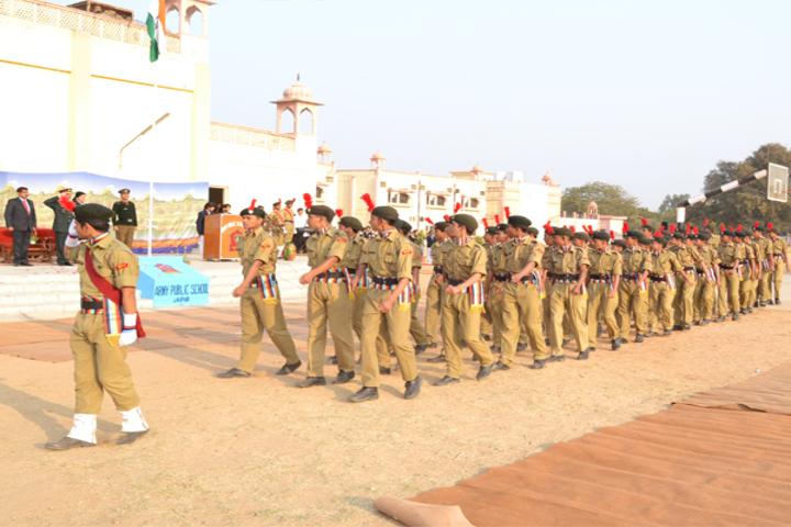 Army Public School - NCC