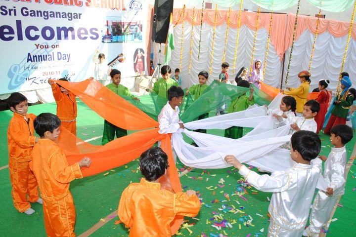 Arorvansh Public School-Annual Day Celebrations