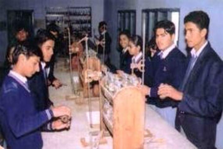 Arorvansh Public School-Lab