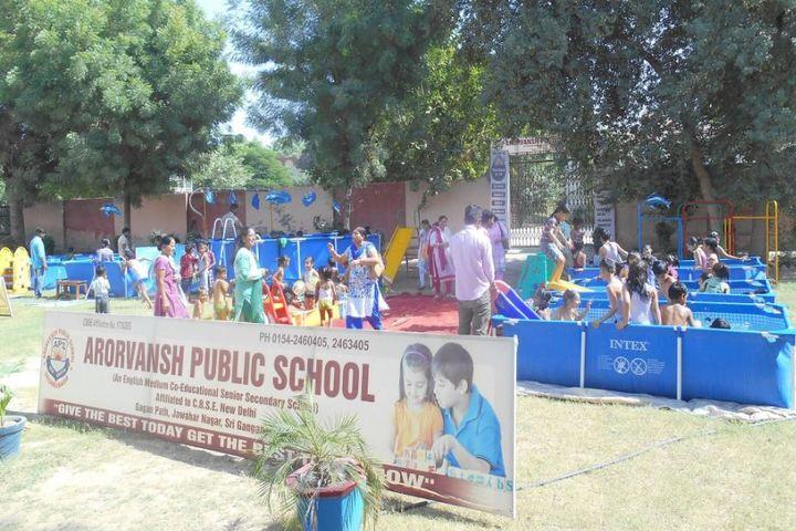 Arorvansh Public School-Picnic