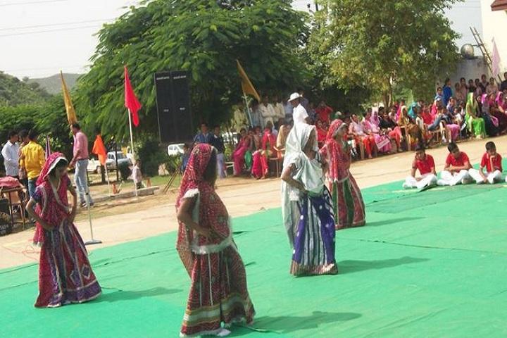 Asha Academy-Dance