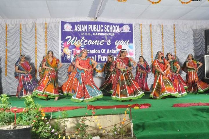 Asian Public School-Dance