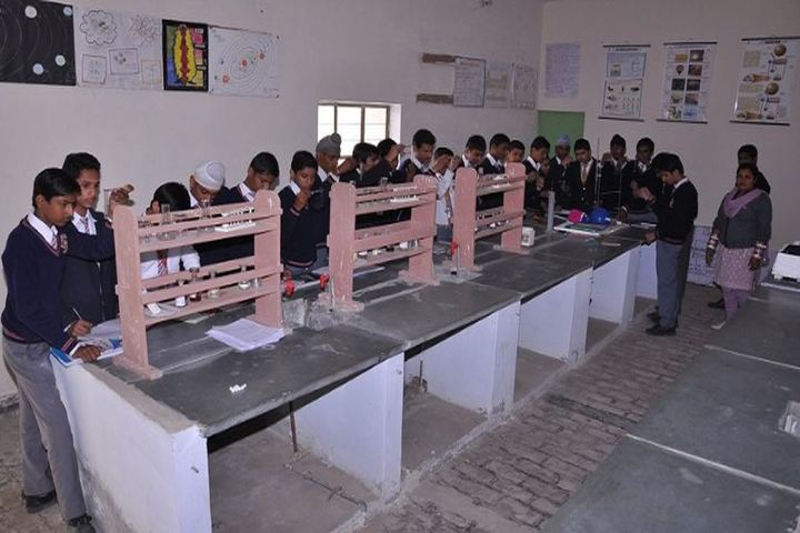 Asian Public School-Science Lab