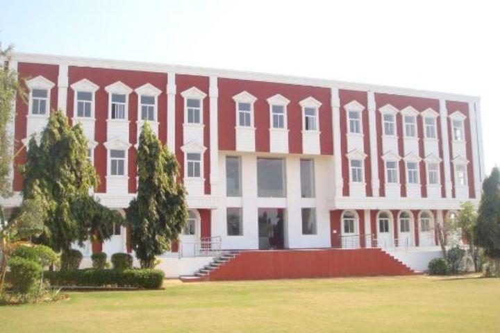 Asian World School-Campus
