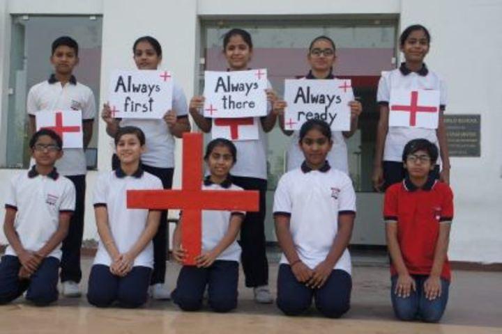 Asian World School-Community Service