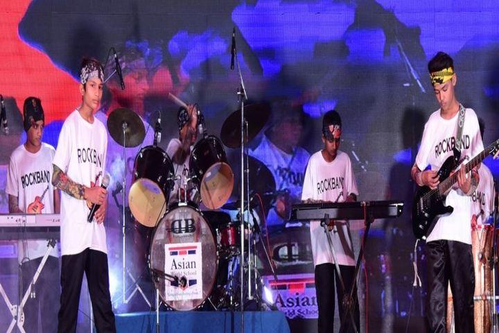 Asian World School-Music