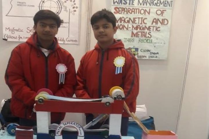 Asian World School-Science Exhibition