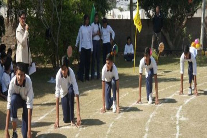 Asian World School-Sports