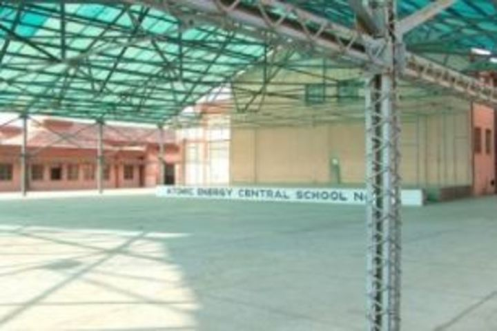 Atomic Energy Central School No 4-Assembly Ground