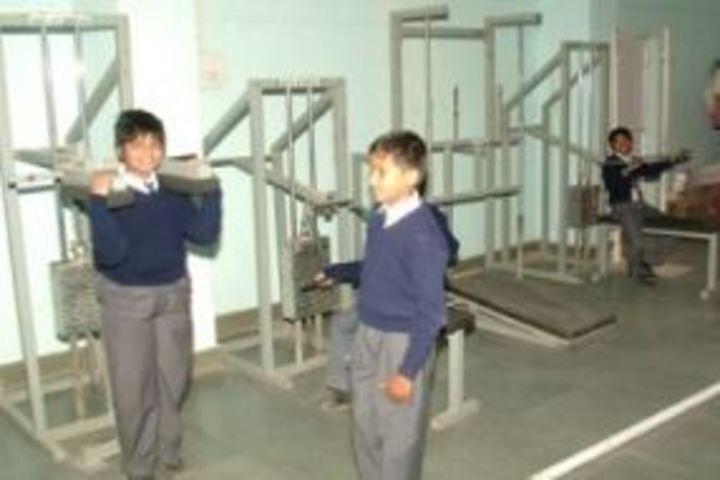 Atomic Energy Central School No 4-Gymnasium