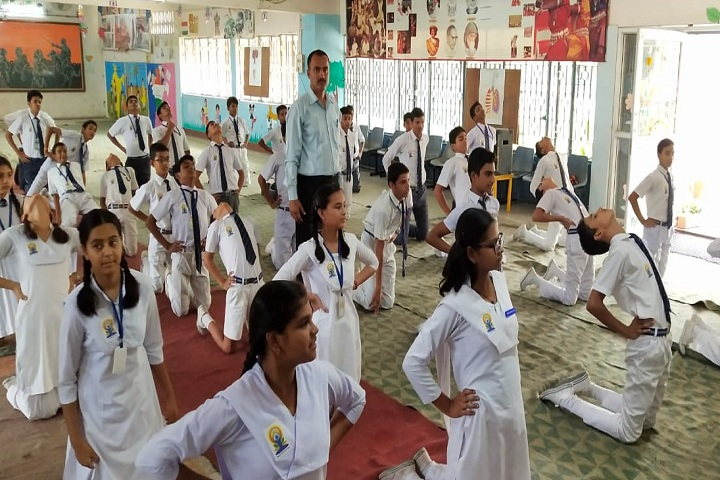 Atomic Energy Central School No 2-Yoga