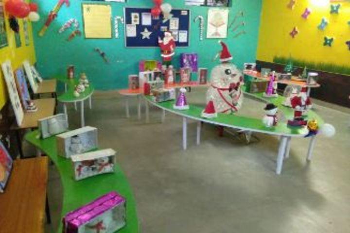 Avm Convent School-Activity Room
