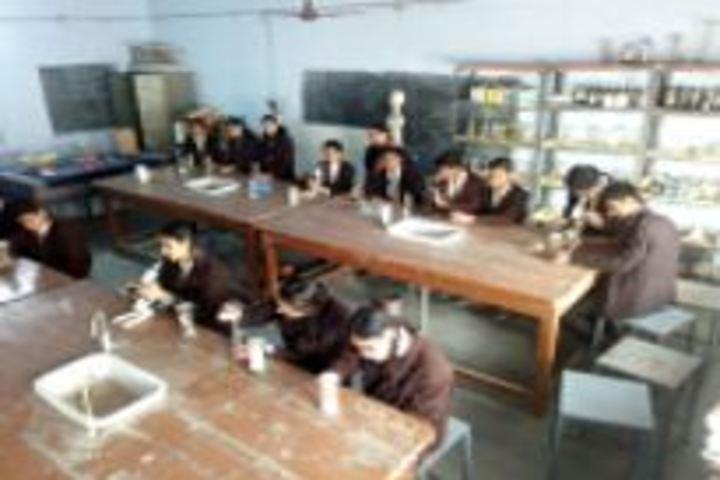 Avm Convent School-Biology lAB