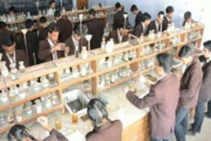 Avm Convent School-Chemistry Lab