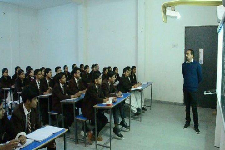 Avm Convent School-Class Room