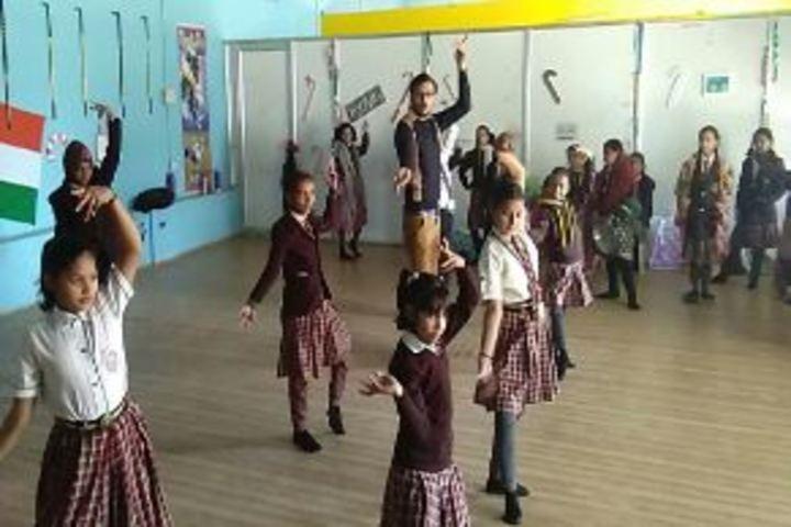 Avm Convent School-Dance