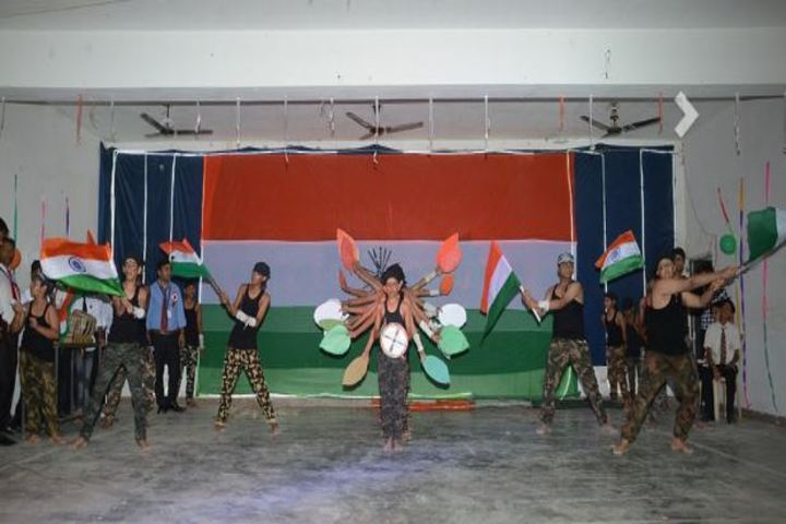 Avm Convent School-Independence Day Celebrations