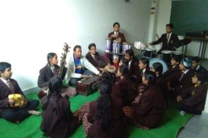 Avm Convent School-Music