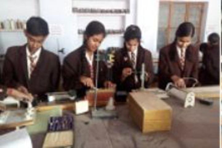 Avm Convent School-Physics Lab