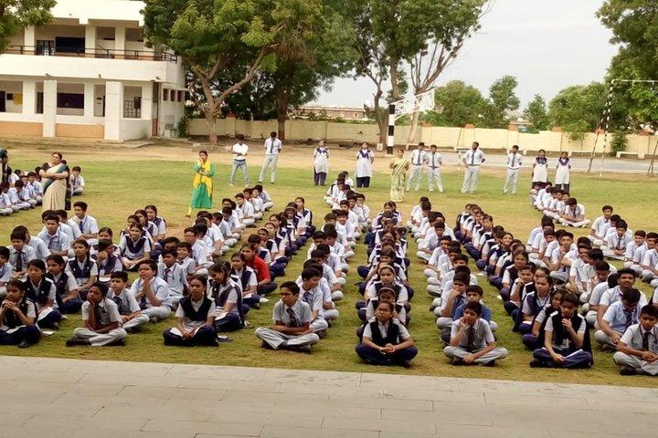 B R Birla Public School-Assembly