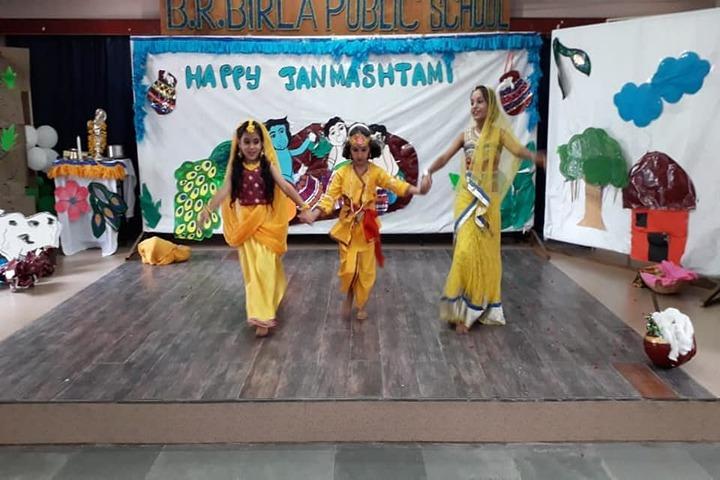 B R Birla Public School-Dance