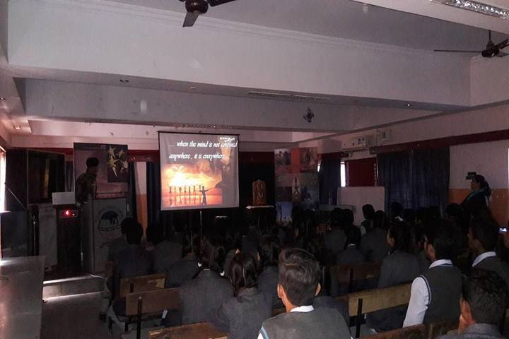 B R Birla Public School-Digital Classroom