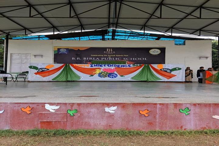 B R Birla Public School-Event