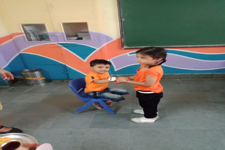 B R Birla Public School-Raksha Bandhan