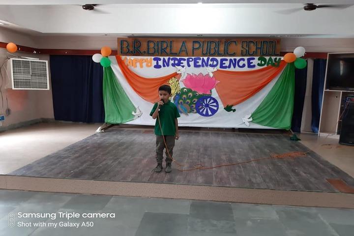 B R Birla Public School-Singing