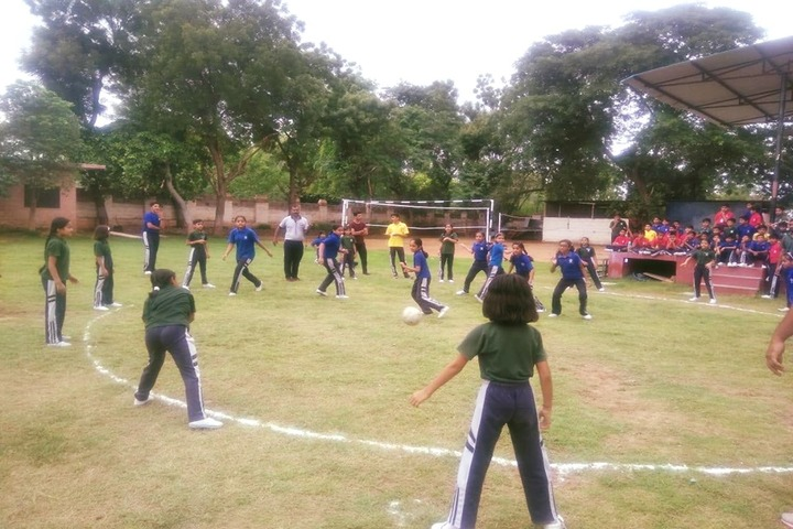 B R Birla Public School-Sports