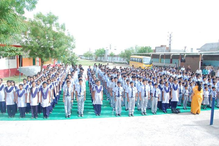 B R Birla Public Senior Secondary School Pali-Assembly