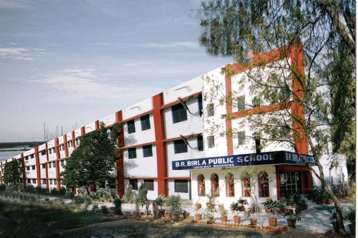 B R Birla Public Senior Secondary School Pali-School Building