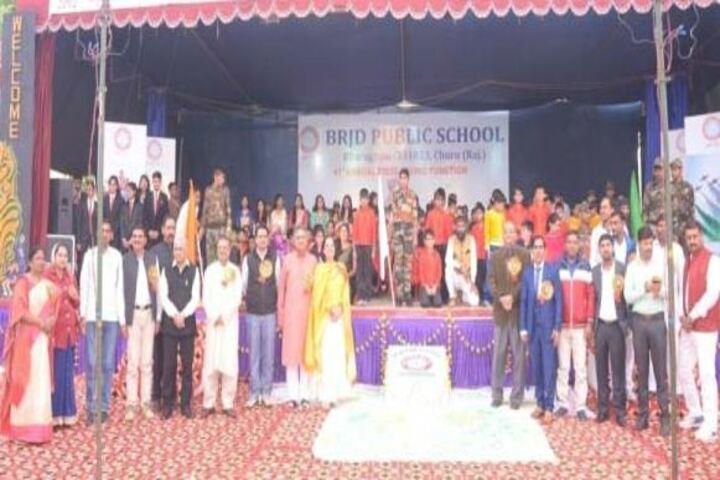 B R J D Public School-Annual Function Event